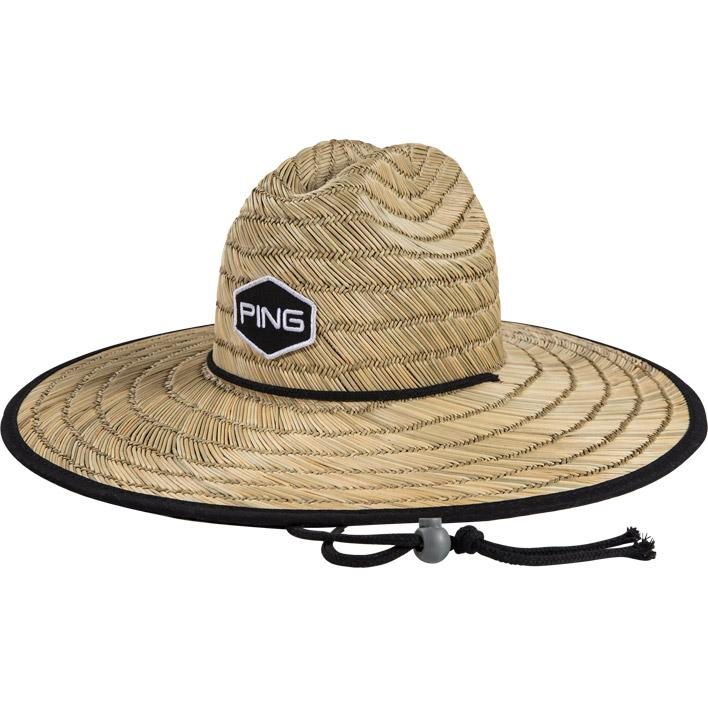 Ping The Greenskeeper Straw Hat Golf Stuff - Low Prices - Fast Shipping - Custom Clubs