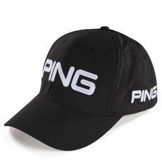 Ping Tour Light 164 Hats Golf Stuff - Save on New and Pre-Owned Golf Equipment White/Black
