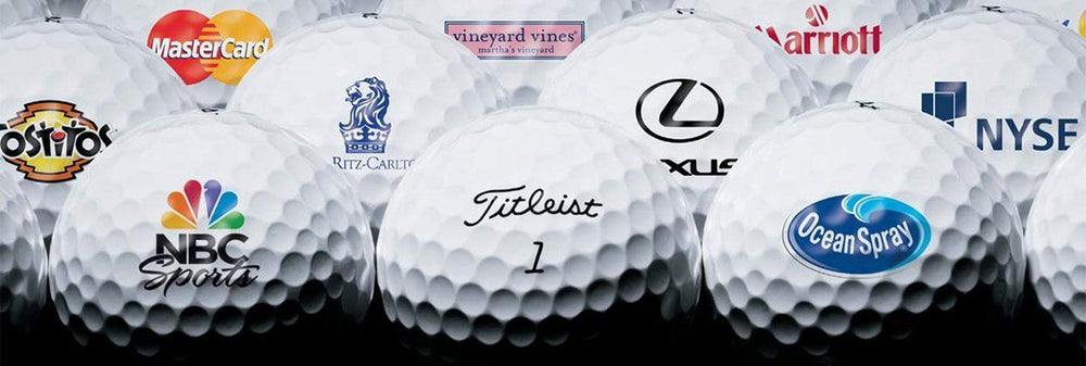 Pinnacle Soft Logo Golf Ball for Tournaments - Custom Imprint Golf Stuff - Save on New and Pre-Owned Golf Equipment