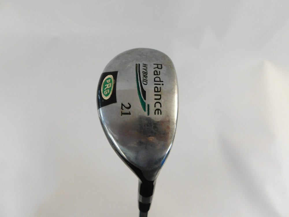 PRG Radiance #3 Hybrid 21° Steel Regular Mens Right Golf Stuff - Save on New and Pre-Owned Golf Equipment