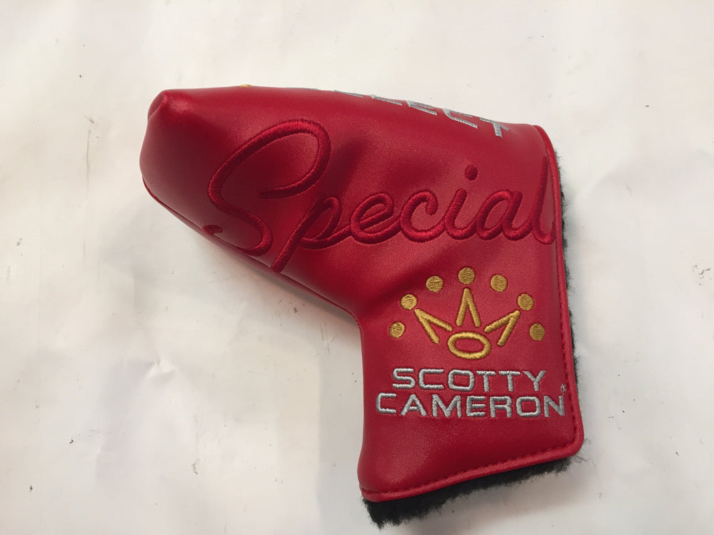 Scotty Cameron Special Select Wide 2020 Putter Head Cover 7500221 Golf Stuff