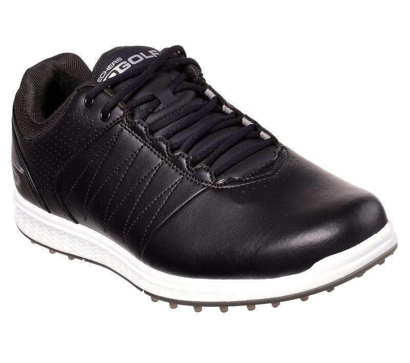 Skechers Go Golf Pivot Men's Golf Shoes Black/White 54545 Golf Stuff