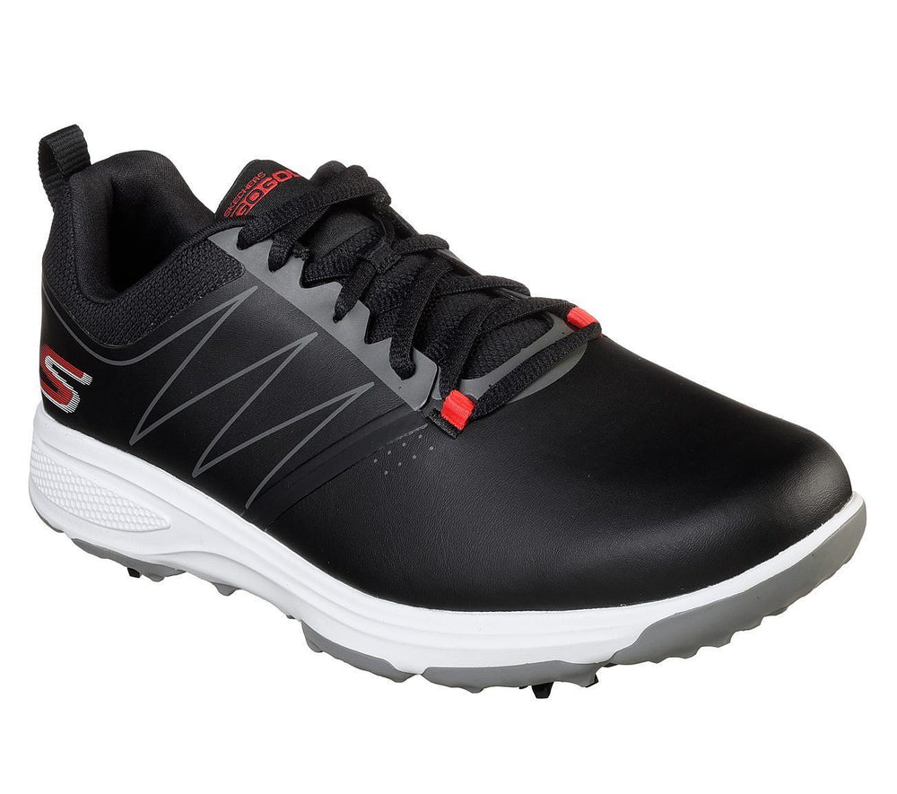 Skechers Go Golf Torque 54541 Men's Golf Shoe Black/Red Golf Stuff - Save on New and Pre-Owned Golf Equipment