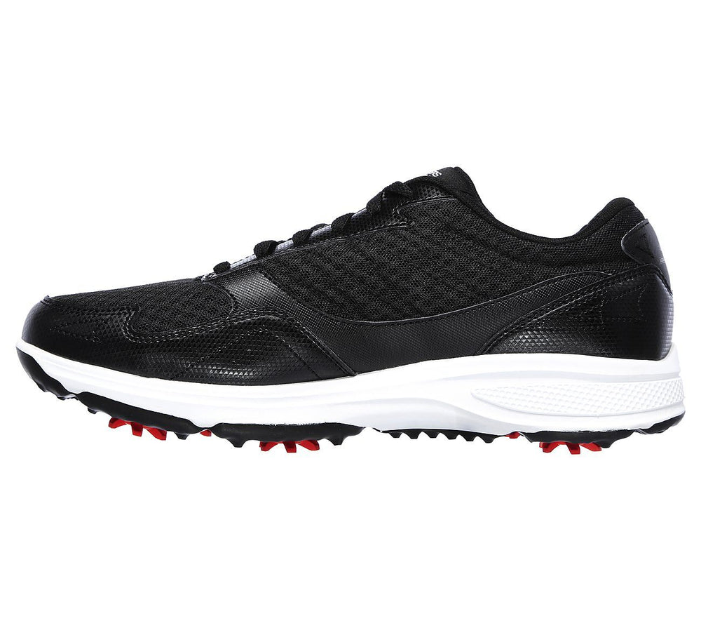 Skechers Go Golf Torque 54557 Black/White Mens Golf Shoes Golf Stuff