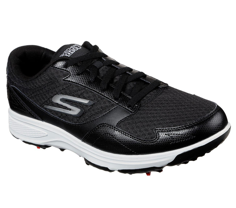 Skechers Go Golf Torque 54557 Black/White Mens Golf Shoes Golf Stuff 7.5M