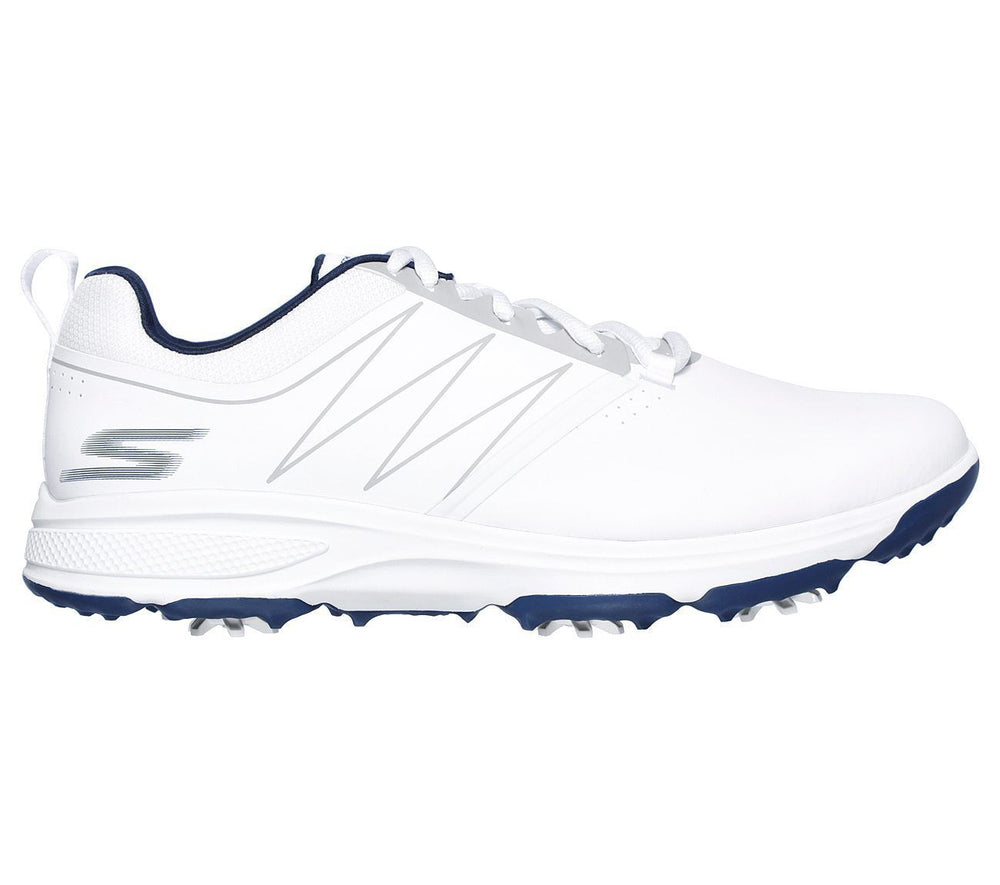 Skechers Torque 54541 Mens Golf Shoe White/Navy Golf Stuff - Save on New and Pre-Owned Golf Equipment 12.5M