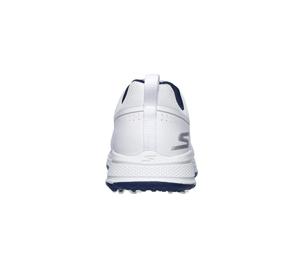 Skechers Torque 54541 Mens Golf Shoe White/Navy Golf Stuff - Save on New and Pre-Owned Golf Equipment