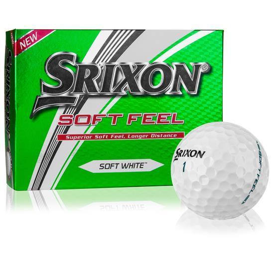 Srixon Soft Feel Golf Balls 2019 Golf Stuff - Save on New and Pre-Owned Golf Equipment Box/12 White