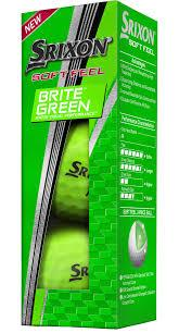 Srixon Soft Feel Golf Balls 2019 Golf Stuff - Save on New and Pre-Owned Golf Equipment Sleeve/3 Brite Green