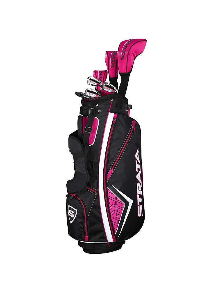 Strata Womens Complete Package 11Pc '19 Golf Stuff - Save on New and Pre-Owned Golf Equipment