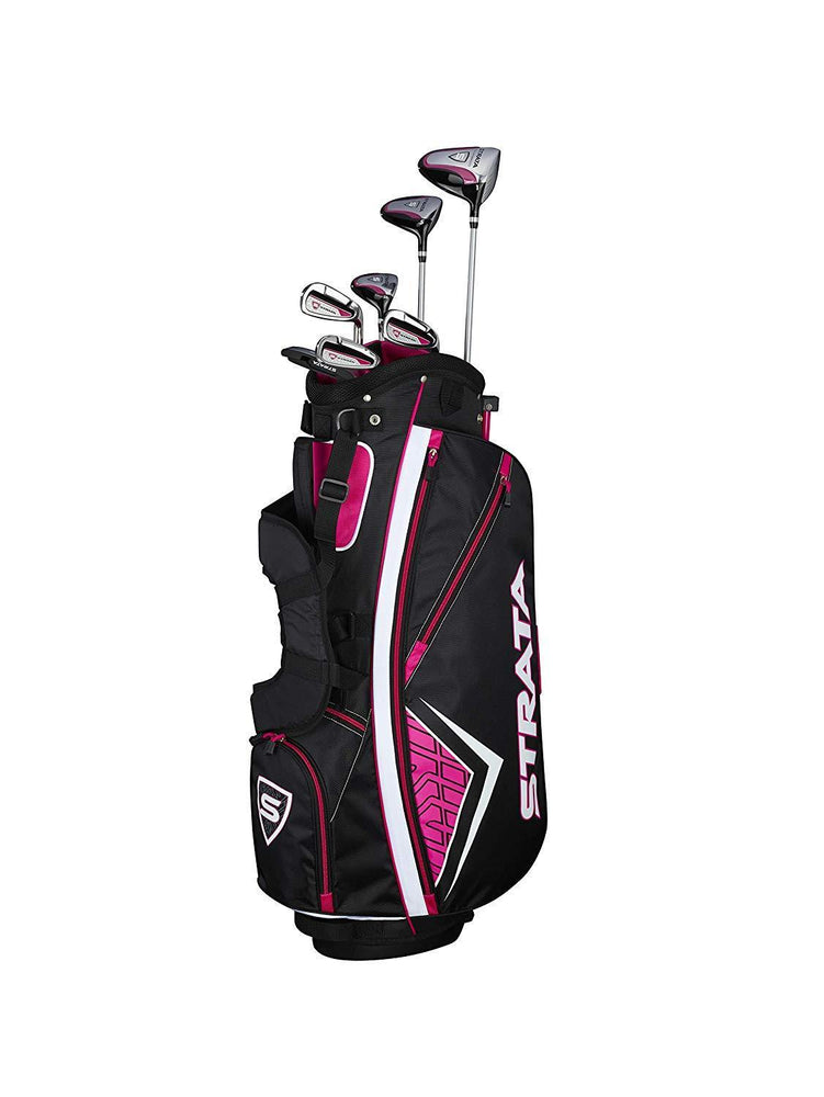 Strata Womens Complete Package 11Pc '19 Golf Stuff - Save on New and Pre-Owned Golf Equipment Right