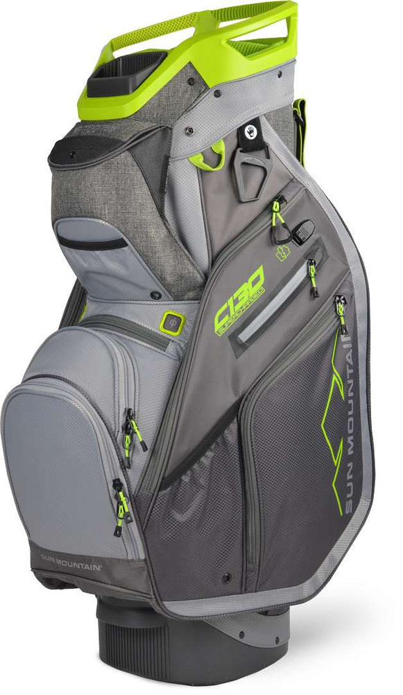Sun Mountain C-130 Supercharged Cart Bag Golf Stuff