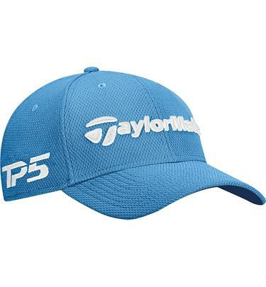 TaylorMade Men's Tour New Era 39 Hats 2018 Golf Stuff - Save on New and Pre-Owned Golf Equipment Blue L/XL
