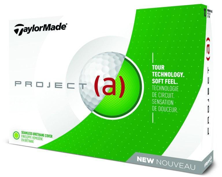 TaylorMade Project (a) Balls 2018 Golf Stuff - Save on New and Pre-Owned Golf Equipment White Box/12