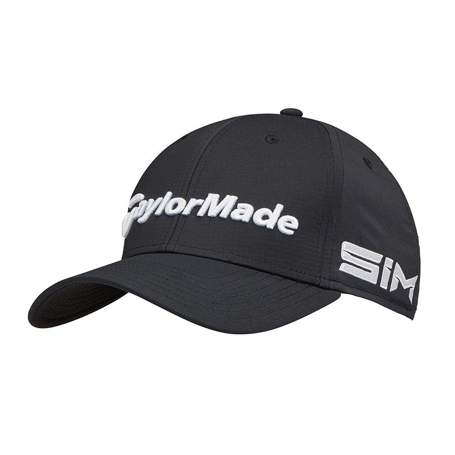 TaylorMade TM20 Tour Radar Hat Golf Stuff - Low Prices - Fast Shipping - Custom Clubs Black