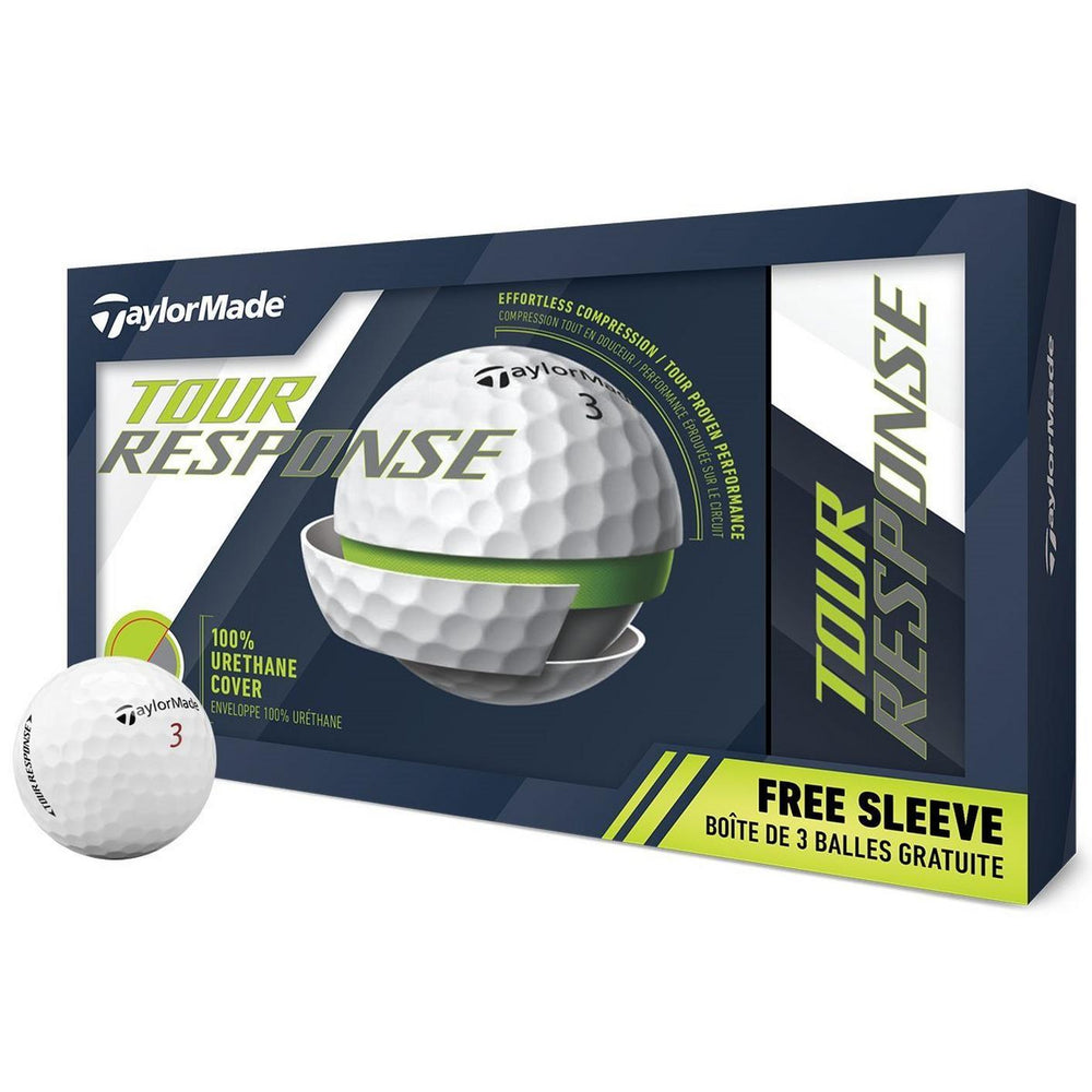TaylorMade Tour Response 15 Ball Pack