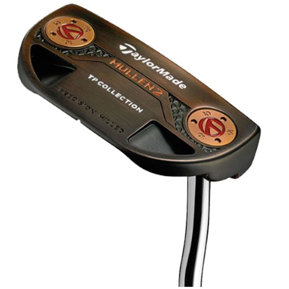 TaylorMade TP Collection Black Copper Mullen 2 Putter Golf Stuff - Save on New and Pre-Owned Golf Equipment Right 35 Inch