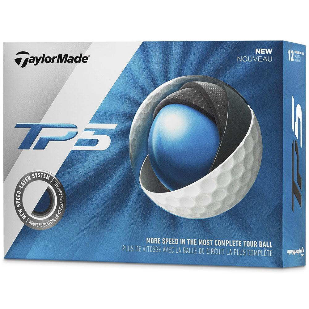 TaylorMade TP5 Golf Balls '19 Golf Stuff - Save on New and Pre-Owned Golf Equipment Box/12