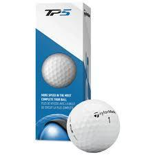 TaylorMade TP5 Golf Balls '19 Golf Stuff - Save on New and Pre-Owned Golf Equipment Slv/3