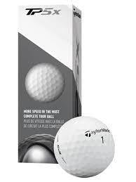 TaylorMade TP5x Golf Balls '19 Golf Stuff - Save on New and Pre-Owned Golf Equipment Sleeve/3