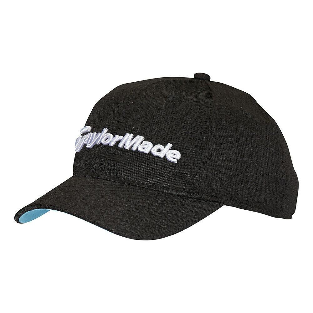 TaylorMade Womens TM17 Tour Radar Hat Golf Stuff - Save on New and Pre-Owned Golf Equipment Black/White/Blue
