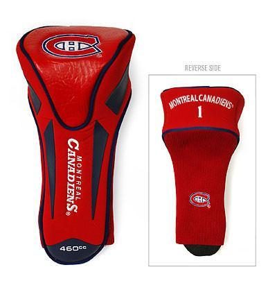 Team Golf NHL Single Driver Head Cover Accesories Golf Trends Montreal Canadiens