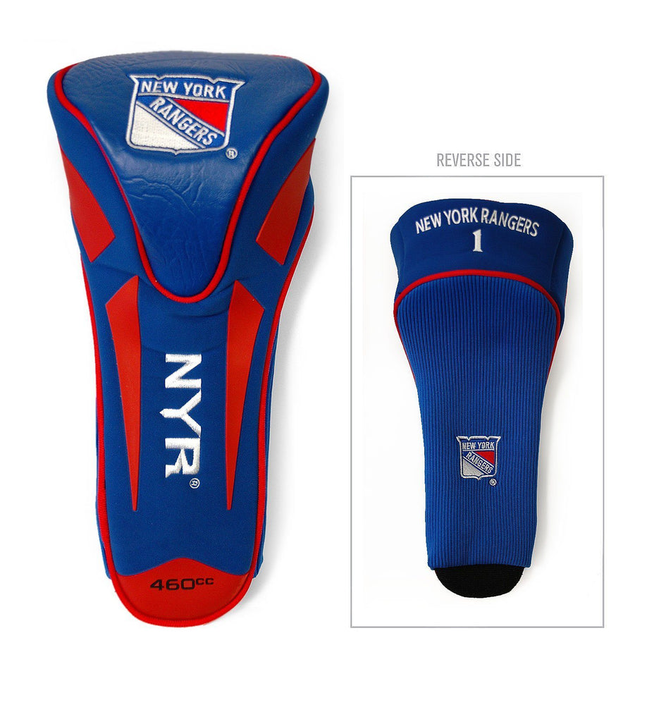 Team Golf NHL Single Driver Head Cover Accesories Golf Trends New York Rangers
