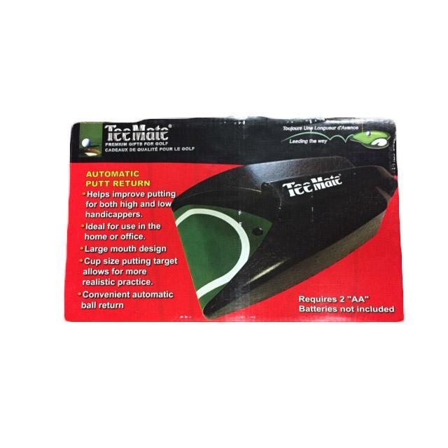 TeeMate Automatic Putt Return (battery) Golf Stuff - Save on New and Pre-Owned Golf Equipment