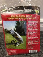 TeeMate Golf Bag Rain Cover TeeMate Clear