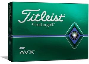 Titleist AVX Golf Balls '20 Golf Stuff - Low Prices - Fast Shipping - Custom Clubs Box/12 White