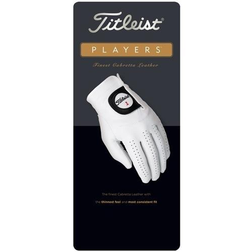 Titleist Players Glove Golf Stuff - Save on New and Pre-Owned Golf Equipment Right Large