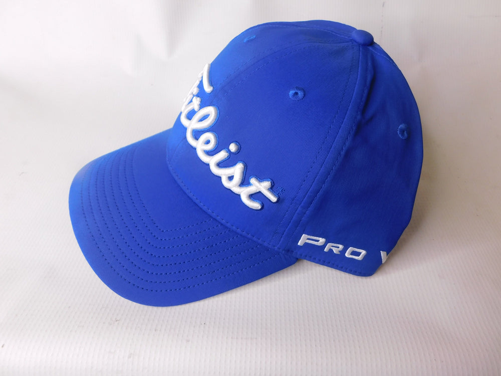 Titleist Tour Performance Trend Assorted Hats TH9ATPT-P12 Golf Stuff Royal Blue/White