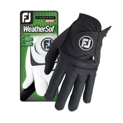 WeatherSof Gloves Mens '18 Golf Stuff - Save on New and Pre-Owned Golf Equipment Left Large White