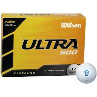 Wilson Ultra 500 Distance Golf Balls Wilson