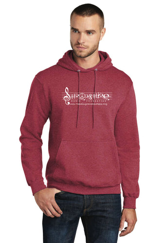 Unisex Hooded Sweatshirt, Available in 4 Colors