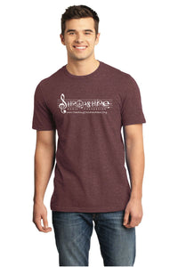 Men's Short Sleeve T-Shirt, Available in 4 Colors