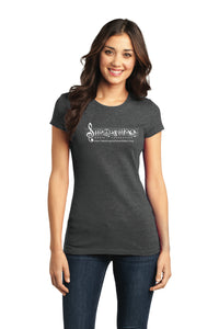 Women's Short Sleeve T-Shirt, Available in 6 Colors