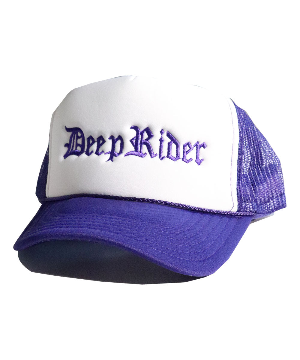 MESH CAP【PURPLE】