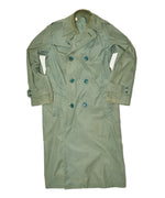 1970s US MILITARY TRENCH COAT
