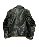 1990'sRiders Leather Jacket