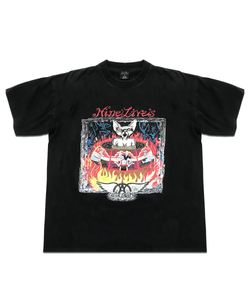 Aerosmith NINE LIVES Tee