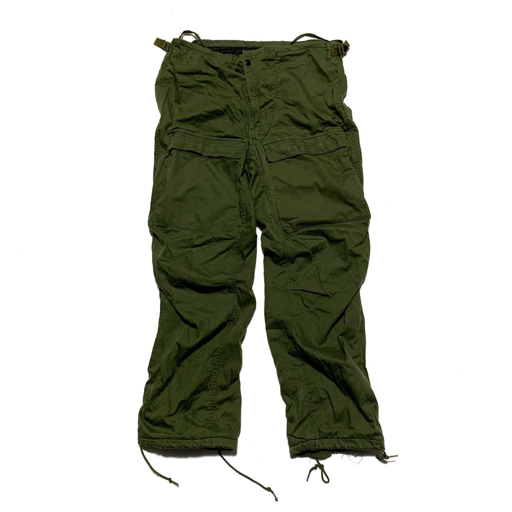 1970s Military Pants