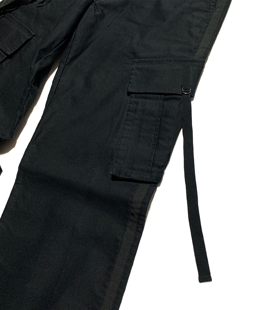 Side line Pocket Cargo Pants