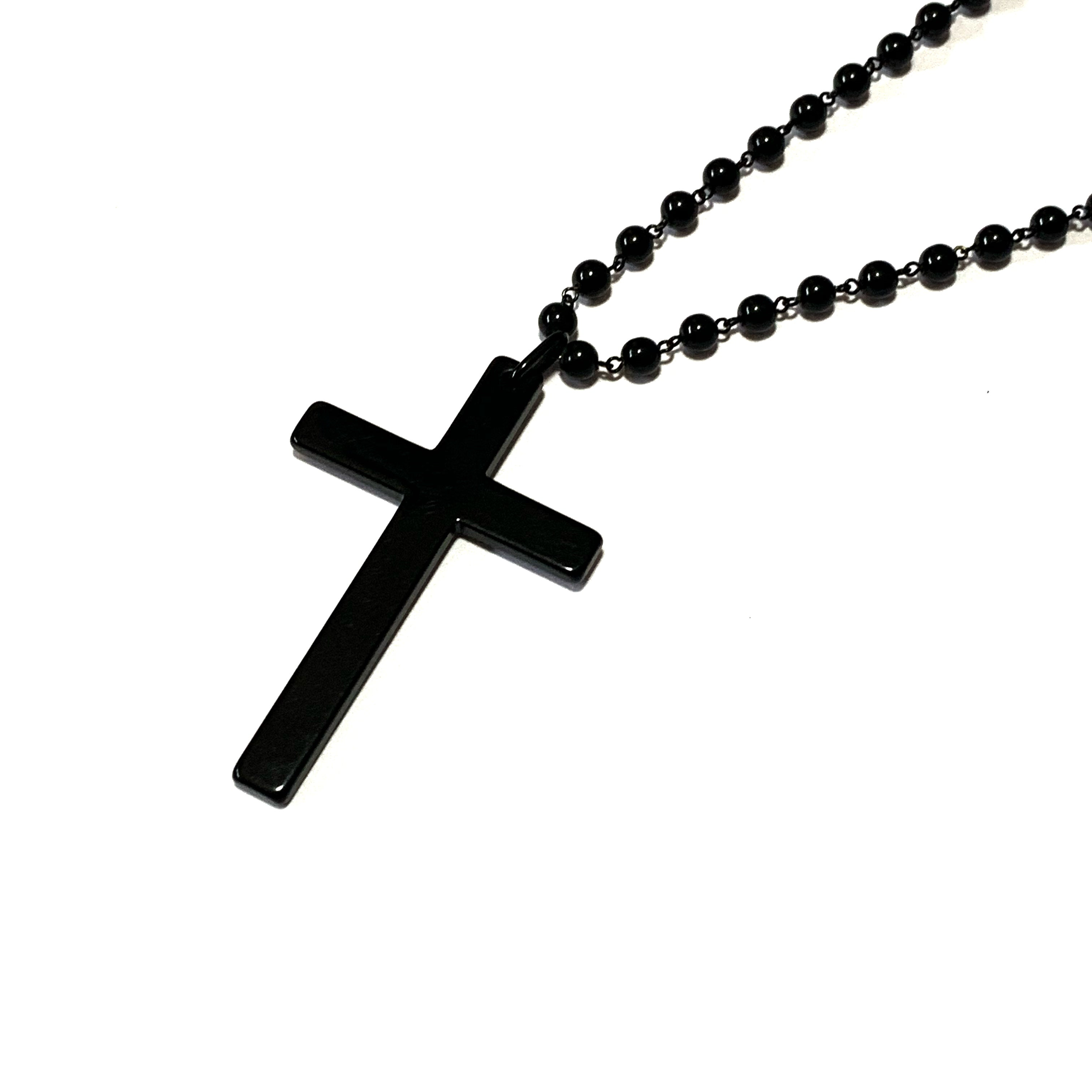 Big Cross necklace