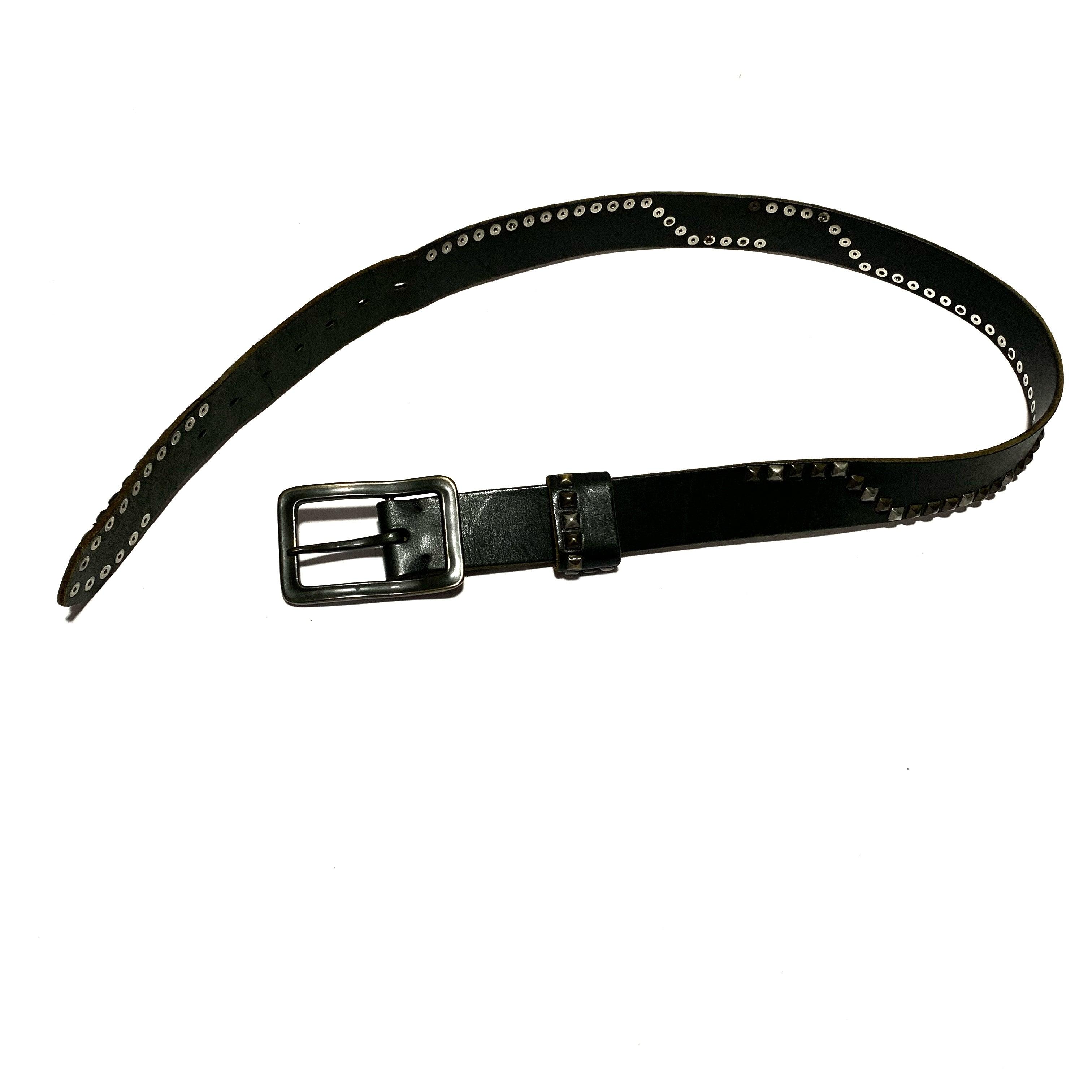 Lee Asymmetrical Studed Belt