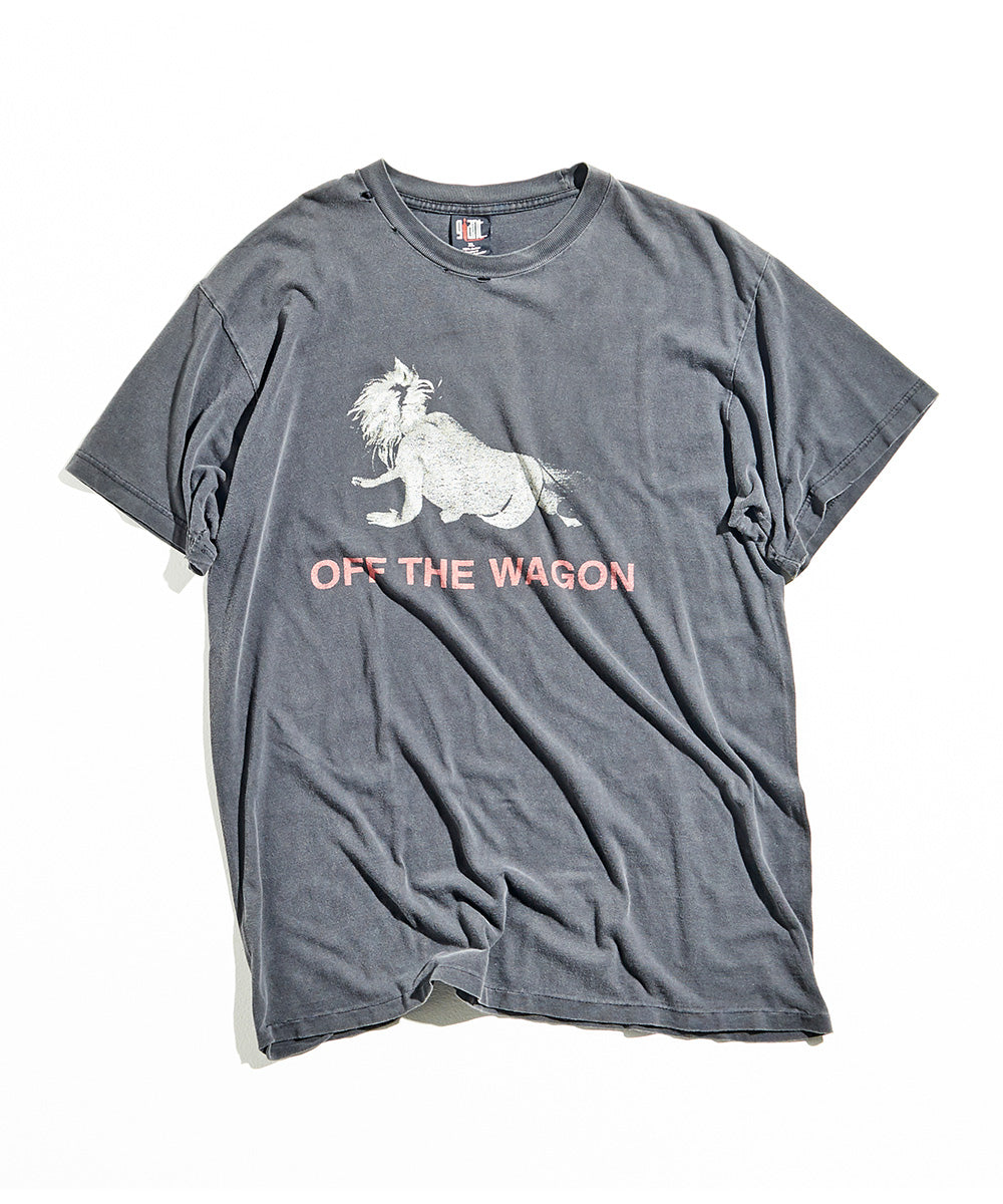 "vintage 90's L7  ""off the wagon""   T-SHIRTS"