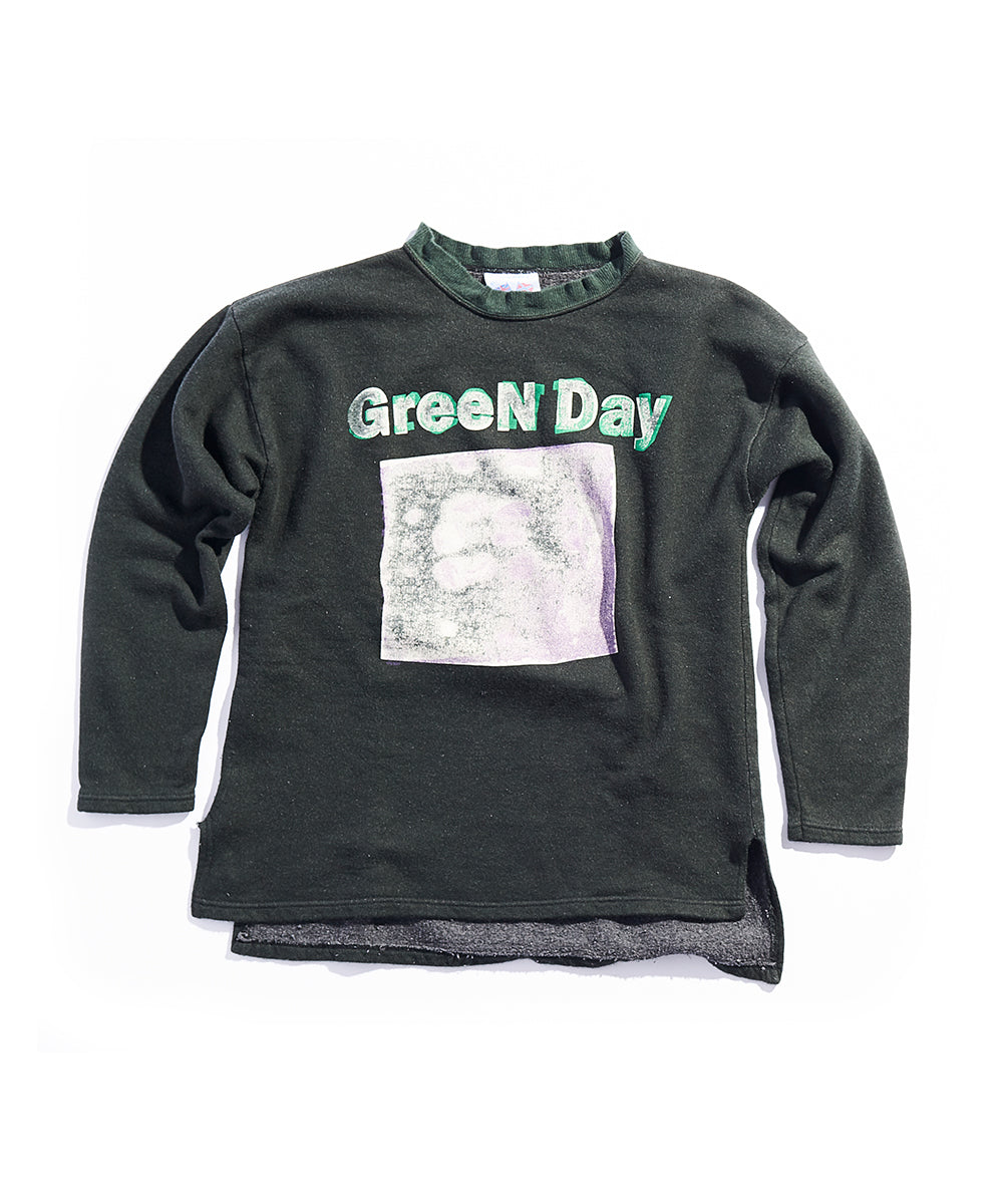 EARLY 90S GREEN DAY SWEATER
