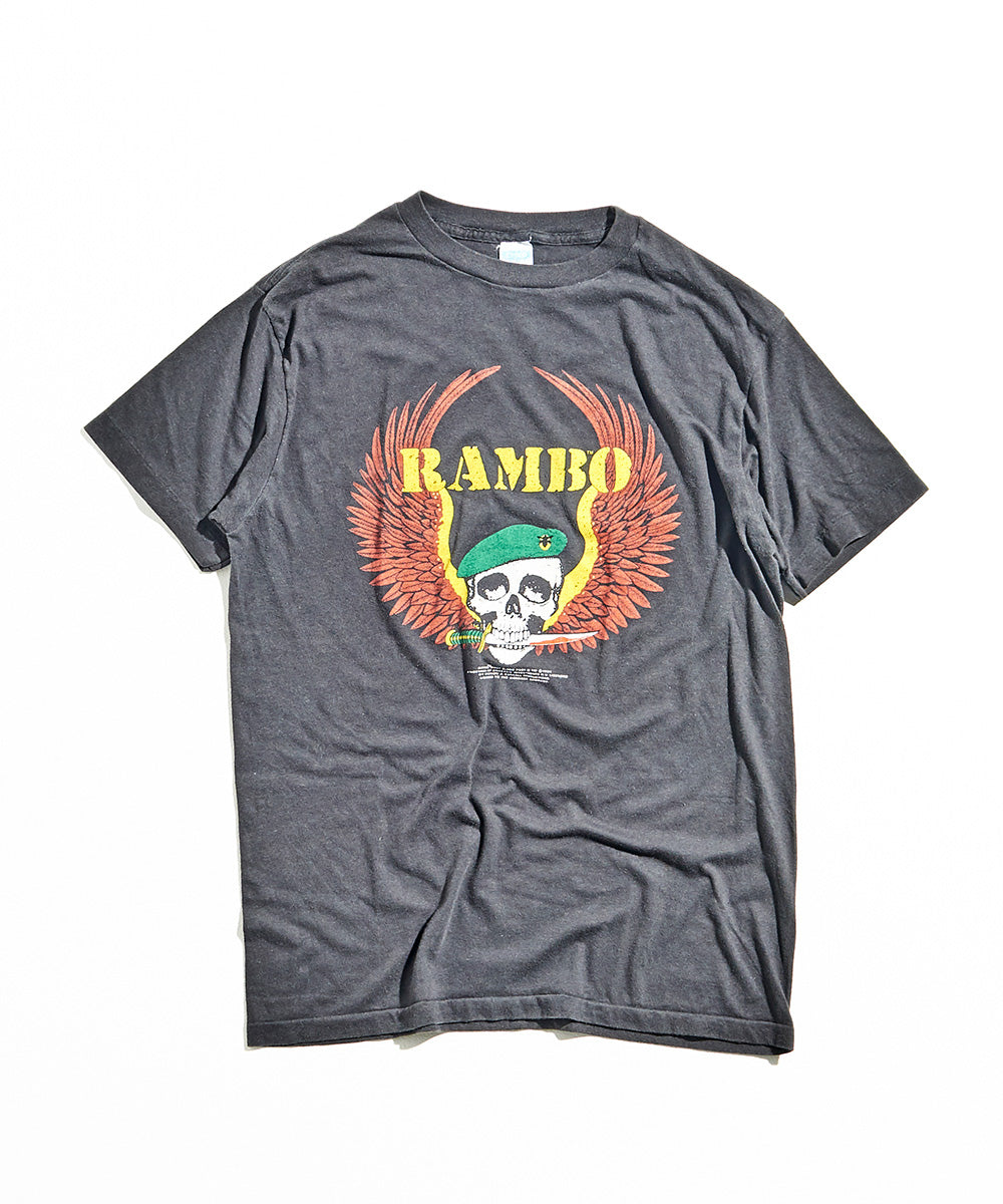 1985s RAMBO FIRST BLOOD  Part II  T-Shirt