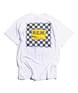 "1991s R.E.M. "" OUT OF TIME SOUBLE SIDED "" T-Shirt"