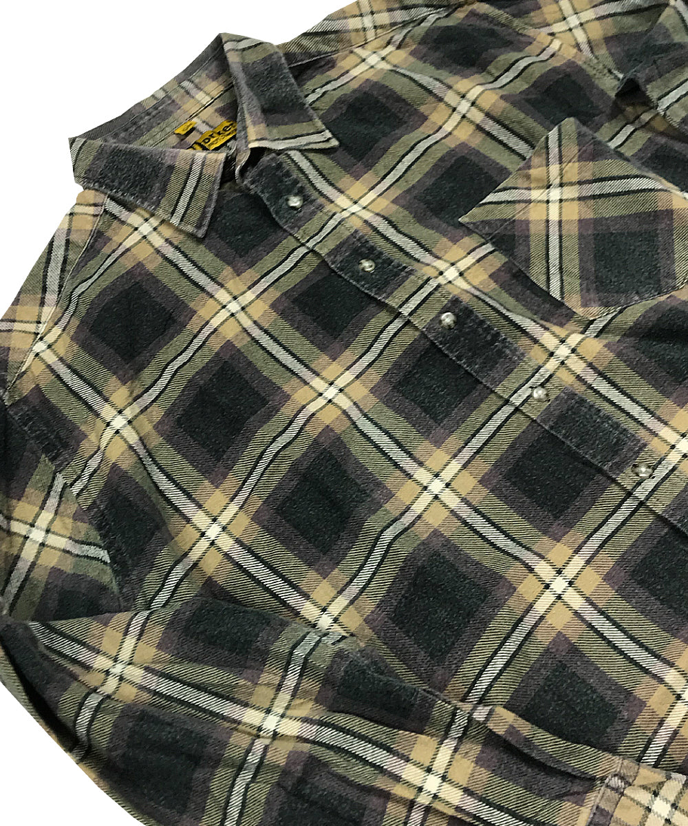WORKER FLANNEL SHIRT